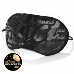 Bijoux Indiscrets BLIND PASSION MASK. Маска страсти